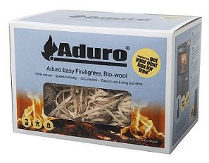 Bio-laine - Boucles Aduro inflammables