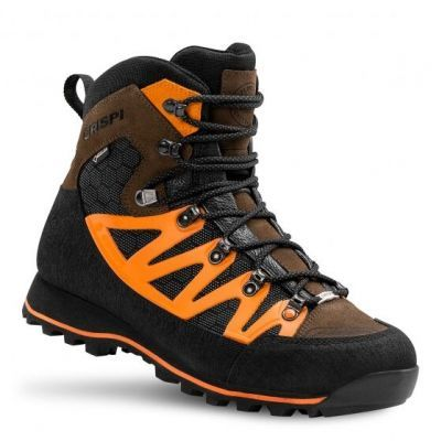 SCARPE ASCENT EVO GTX N.41 BROWN ORANGE CRISPI