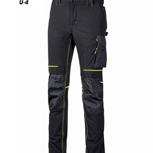 PANTALONE ATOM BLACK CARBON UPOWER