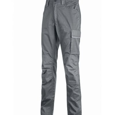PANTALONE MEEK GREY IRON UPOWER