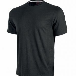 T-SHIRT ROAD BLACK CARBON UPOWER