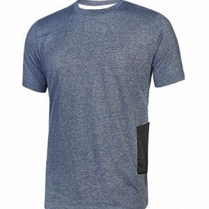 T-SHIRT ROAD DEEP BLUE UPOWER