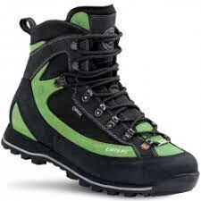 SCARPE SUMMIT GTX GREY GREEN CRISPI
